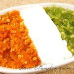 Carrot and Pumpkin Halwa
