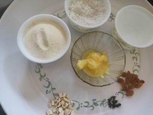 Kesari Bath - Sheera recipe