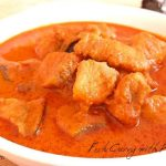 Roasted Onion Fish Curry