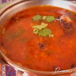 drumstick rasam, drumstick rasam recipe, how to make rasam