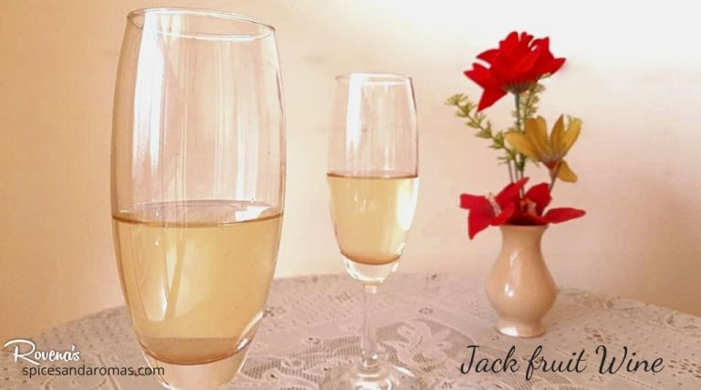 Jack Fruit Wine – Perfect Clear Home Made Jack Fruit Wine Recipe