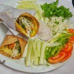 Chicken Kathi Roll Recipe by Eugine Quadros